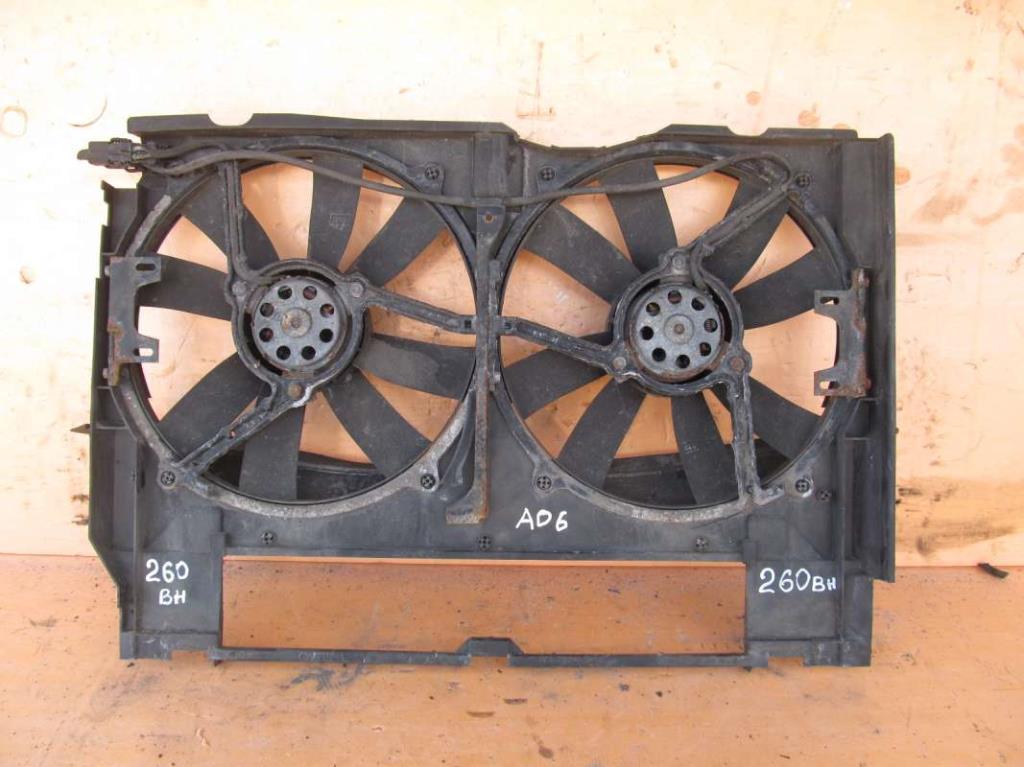 Вентилятор радиатора   Фото 1
