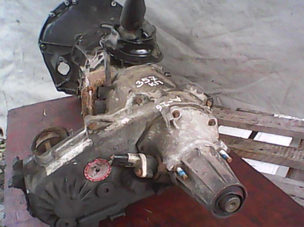 КПП механическая (МКПП)   Фото 1