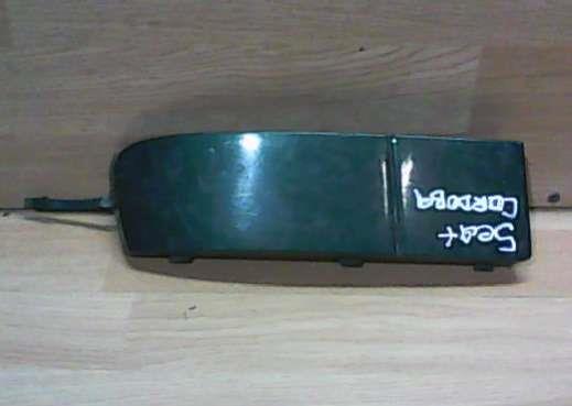Заглушка (решетка) в бампер | Фото 2
