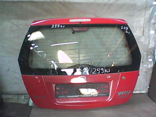 Крышка багажника (дверь 3-5) | Фото 1