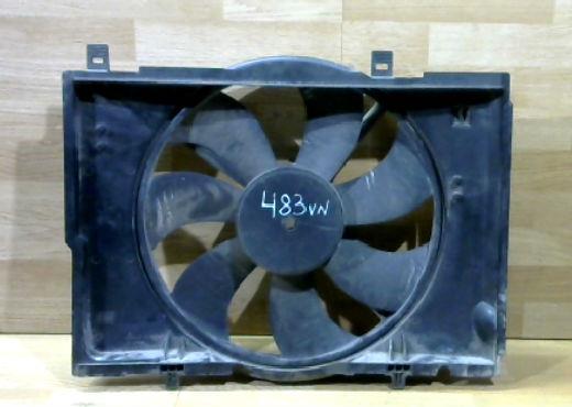 Двигатель вентилятора радиатора | Фото 1