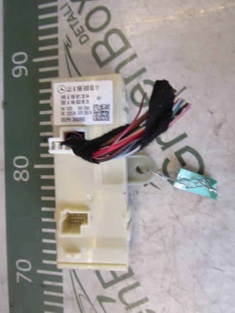 Блок управления крышкой багажника   A1669006311